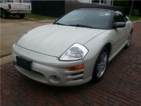 2003 Mitsubishi Eclipse Spyder for sale in Maywood, IL