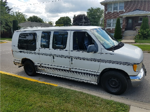 1993 Ford E 150 For Sale In Melrose Park IL