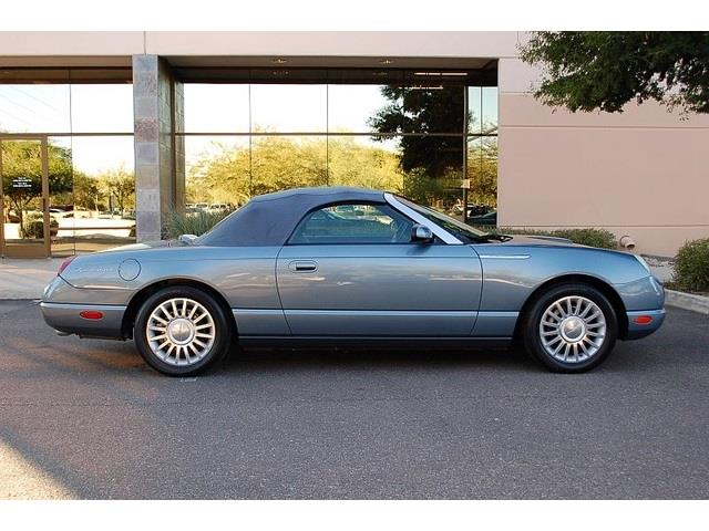 Used 2005 ford thunderbird for sale for Goldie s motors inventory