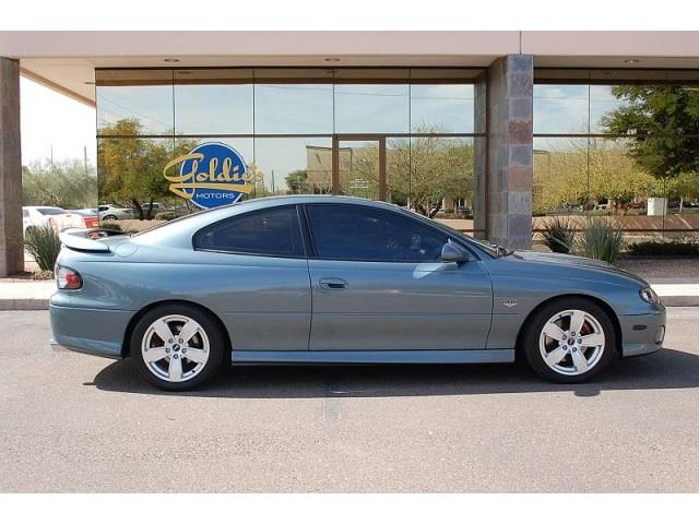 Used 2006 pontiac gto for sale for Goldie s motors inventory