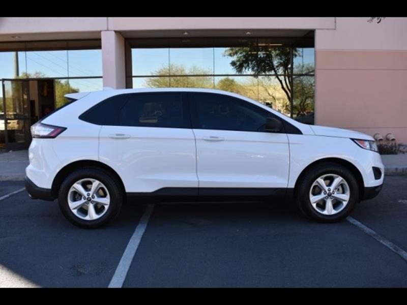 Ford edge for sale in cohasset ma for Goldies motors phoenix az