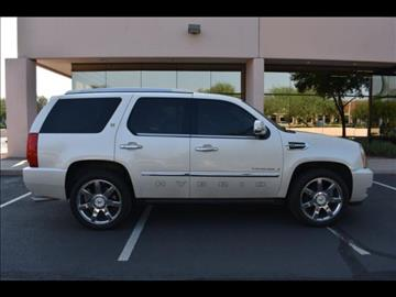 2009 Cadillac Escalade Hybrid for sale in Phoenix, AZ