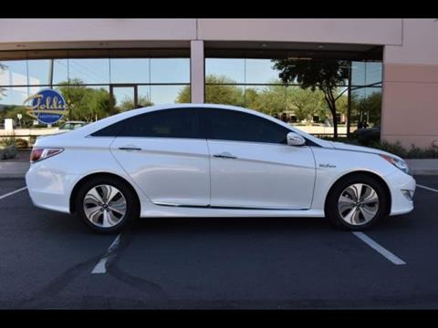 2015 Hyundai Sonata Hybrid for sale in Phoenix, AZ