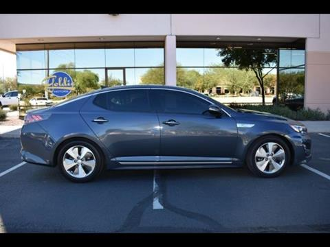 2014 Kia Optima Hybrid for sale in Phoenix, AZ