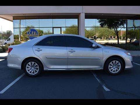 2014 Toyota Camry Hybrid for sale in Phoenix, AZ