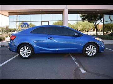2014 Kia Forte Koup for sale in Phoenix, AZ