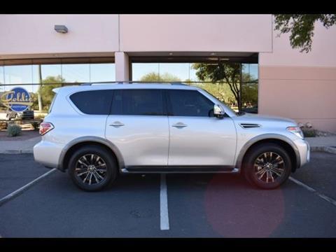 2017 Nissan Armada for sale in Phoenix, AZ