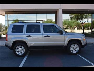2016 Jeep Patriot for sale in Phoenix, AZ