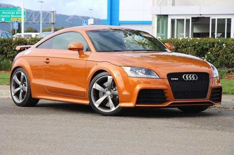 2013 Audi TT RS For Sale in Westerville, OH - Carsforsale.com