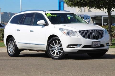 2016 Buick Enclave for sale in Dublin, CA
