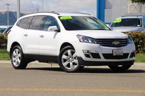 2016 Chevrolet Traverse for sale in Dublin, CA