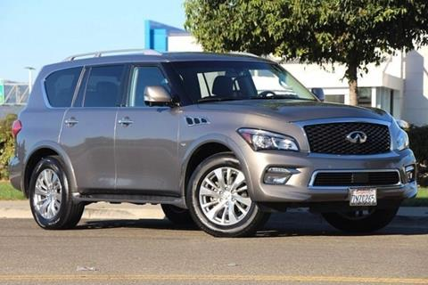 2016 Infiniti QX80 for sale in Dublin, CA