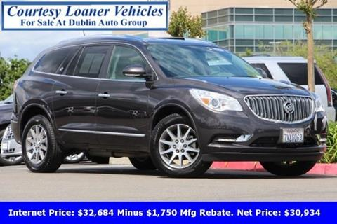 2017 Buick Enclave for sale in Dublin, CA