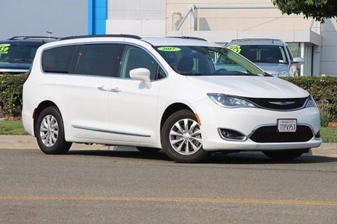 2017 Chrysler Pacifica for sale in Dublin, CA