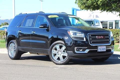 2017 GMC Acadia Limited for sale in Dublin, CA