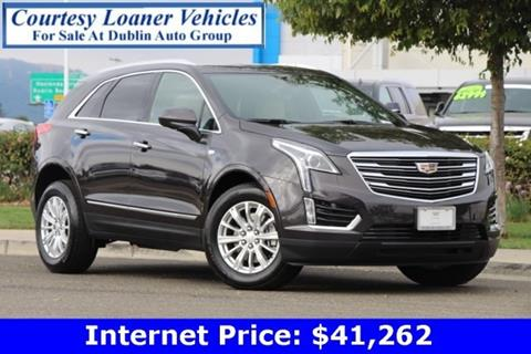 2018 Cadillac XT5 for sale in Dublin, CA