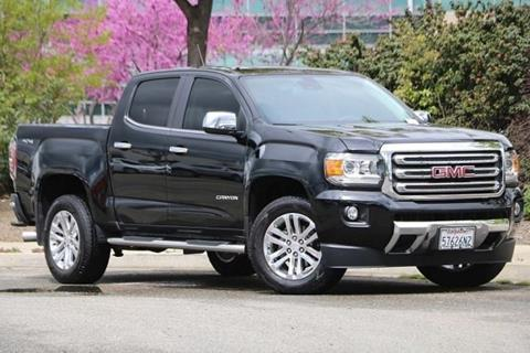 2017 GMC Canyon for sale in Dublin, CA