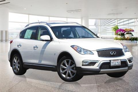 2016 Infiniti QX50 for sale in Dublin, CA