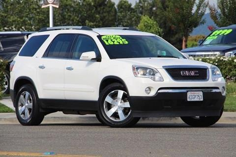 2012 GMC Acadia for sale in Dublin, CA