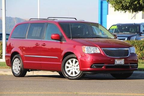 2014 Chrysler Town and Country for sale in Dublin, CA