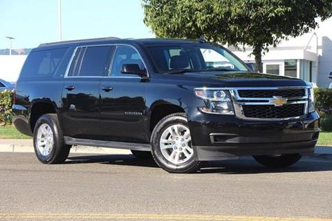 2017 Chevrolet Suburban for sale in Dublin, CA
