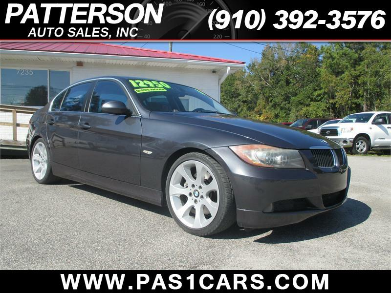 2006 bmw 3 series for sale in wilmington nc. Black Bedroom Furniture Sets. Home Design Ideas