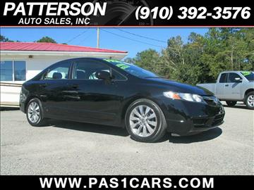 2010 Honda Civic for sale in Wilmington, NC