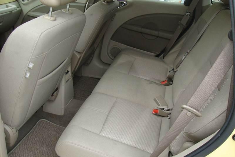 2007 Chrysler PT Cruiser Touring 4dr Wagon w/Side airbags - Chester VA