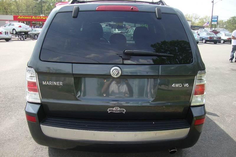 2008 Mercury Mariner AWD V6 4dr SUV - Chester VA