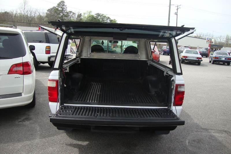 2003 Ford Ranger 2dr Standard Cab XL RWD SB - Chester VA