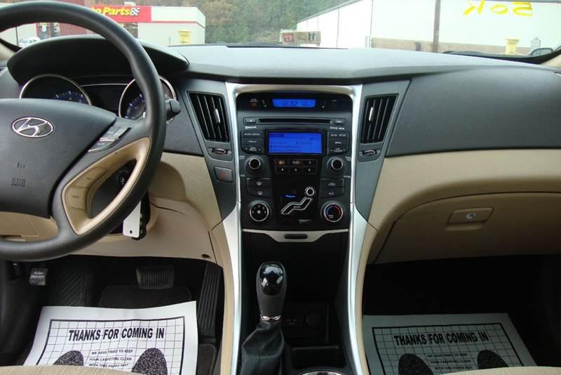 2013 Hyundai Sonata GLS 4dr Sedan - Chester VA
