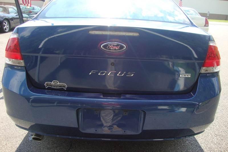 2009 Ford Focus SEL 4dr Sedan - Chester VA