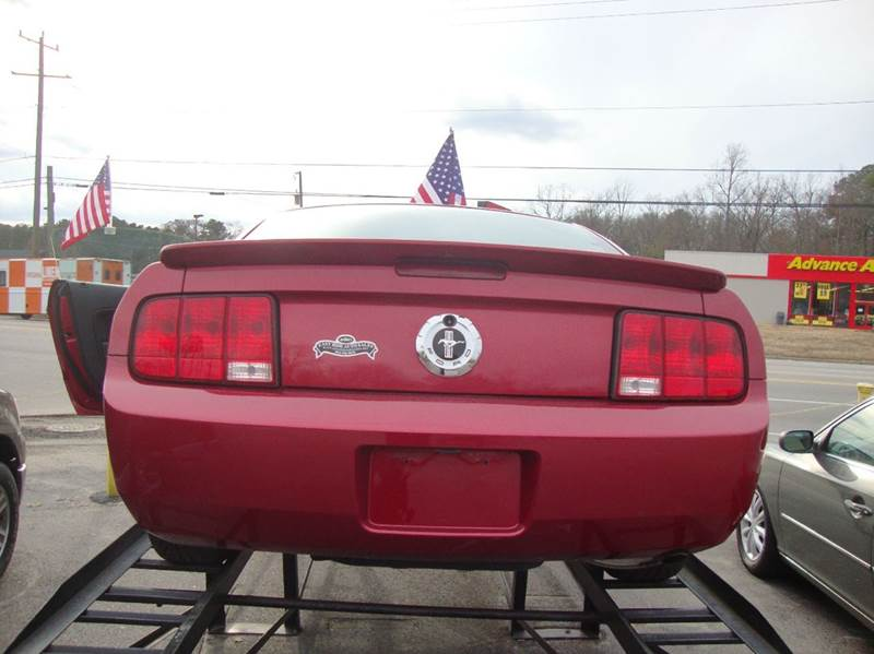2007 Ford Mustang V6 Deluxe 2dr Coupe - Chester VA