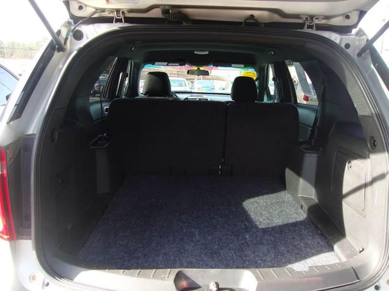 2013 Ford Explorer AWD Police Interceptor 4dr SUV - Chester VA