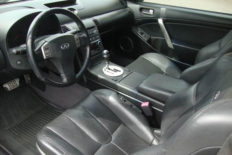 2004 Infiniti G35 RWD 2dr Coupe - Chester VA