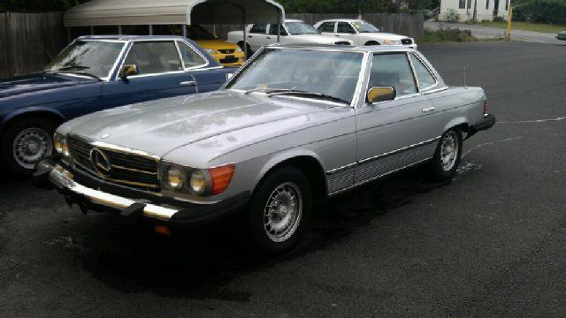 1979 Mercedes-Benz SL-Class ROADSTER/ CONV. - Chester VA