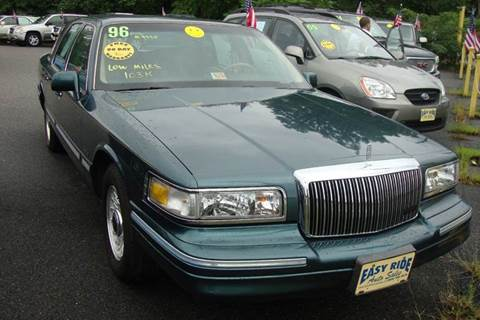 1996 Lincoln Town Car for sale in Chester, VA