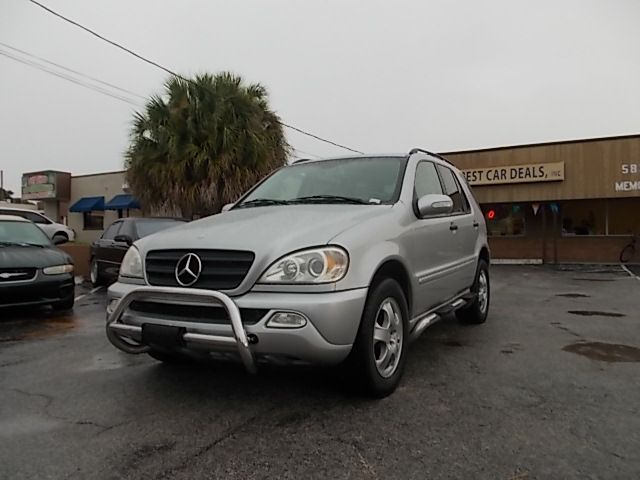 Used 2002 mercedes benz m class for sale for Mercedes benz dealer in tampa fl