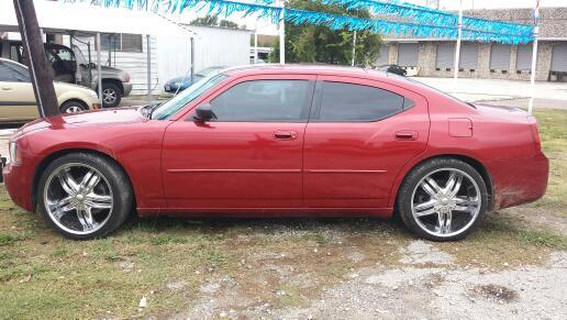 2008 dodge charger for sale for Jerry allen motors beaumont tx