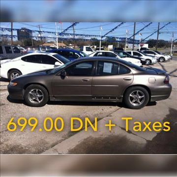 2003 Pontiac Grand Prix for sale in Beaumont, TX
