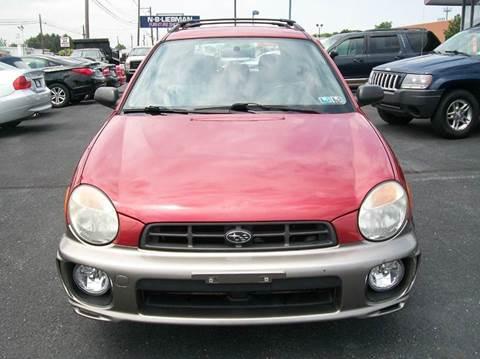 2002 Subaru Impreza for sale in Mechanicsburg, PA