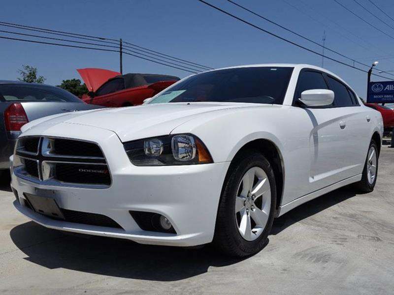 2014 Dodge Charger For Sale In Killeen Tx