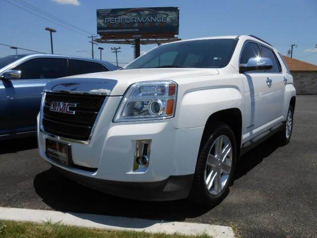 2012 gmc terrain sle 2 4dr suv in killeen austin waco. Black Bedroom Furniture Sets. Home Design Ideas
