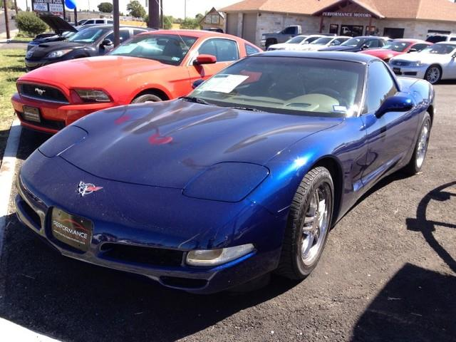 2004 Chevrolet Corvette For Sale In Rhode Island