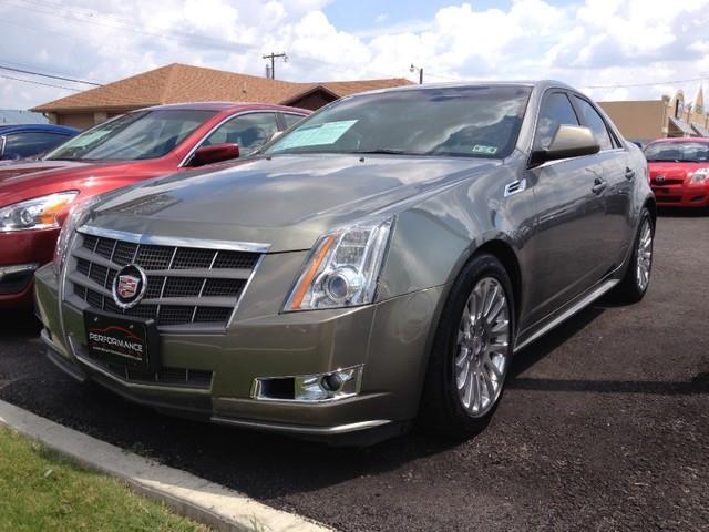 2010 Cadillac Cts 3 6l V6 Performance 4dr Sedan In Killeen