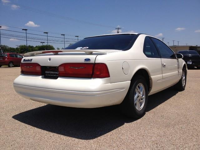 1997 Ford Thunderbird Lx 2dr Coupe In Killeen Austin Waco