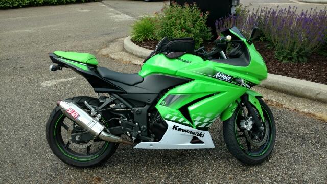 2010 Kawasaki EX250-J Ninja - Allendale MI
