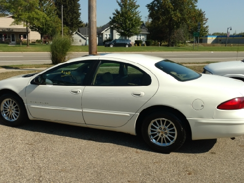 2000 Chrysler Concorde