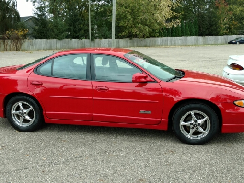1999 Pontiac Grand Prix for sale in Allendale, MI