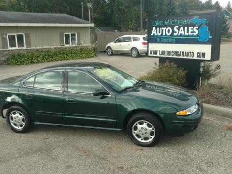 2001 Oldsmobile Alero for sale in Allendale, MI